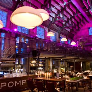 Restaurant Pompstation, Amsterdam - Foto 2