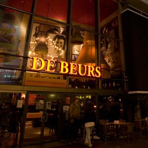 Café De Beurs, Rotterdam - Foto 1