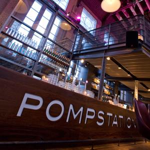 Restaurant Pompstation, Amsterdam - Foto 1