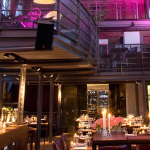 Restaurant Pompstation, Amsterdam - Foto 3