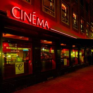 Club Cinema, Rotterdam - Foto 1